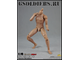 Тело стандартное 1/6 - NEW:2.0  Body NO: BD001 & BD002  (narrow shoulders) - COOMODEL