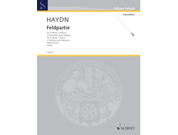 Haydn, J: Feldpartie Hob. II: 43 G Minor