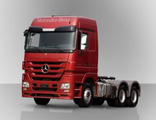 Mercedes Benz Actros MP3 / Мерседес Бенц Актрос МП3