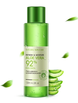 Увлажняющая эмульсия ROREC Natural Skin Care Aloe Vera 92% Emulsion