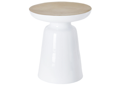 Стол SIA ALESSIA SIDE TABLE H51/D46.5 , 570390 ,