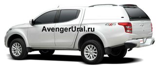 Кунг CARRYBOY S560 WO FIAT Fullback