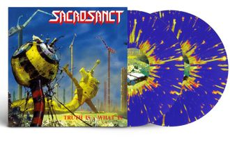 Sacrosanct - Truth Is - What Is 2-LP splatter