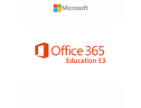 Microsoft Office 365 Education E3 for Faculty Open Shared Server SNGL Subscription VL OLP NL Annual