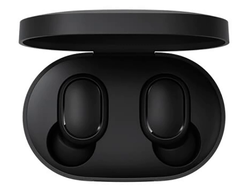 Наушники Xiaomi Redmi AirDots (Mi True Wireless Earbuds Basic) Black (1:1)