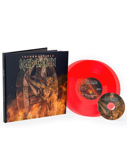 Iced Earth Incorruptible 2LP+CD Deluxe Artbook