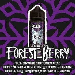 Freeze breeze Forest Berry 100мл 6мг