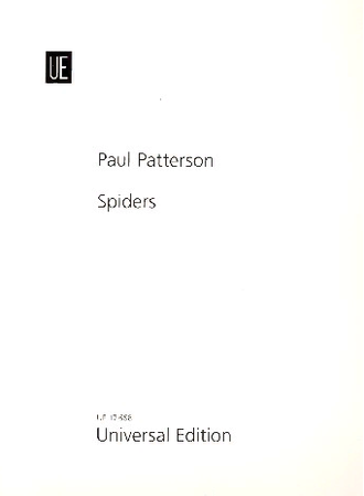 Patterson Spiders for harp