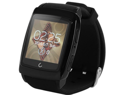 U Watch U18 Android 4.4 Smart WiFi Watch Bluetooth 4.0 GPS