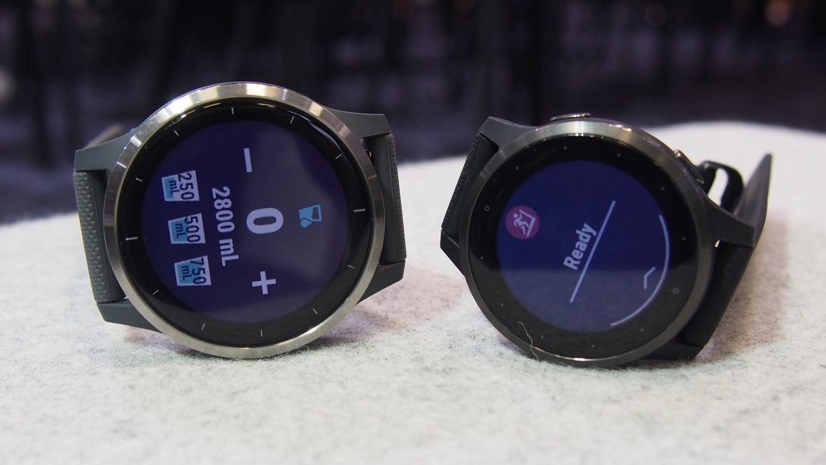 Первый взгляд Garmin Vivoactive 4. Популярные спортивные смарт-часы нового поколения