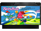 """Twin Bee"" Игра для Денди, Famicom Nintendo, made in Japan"