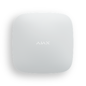 Ajax Hub black/white