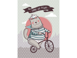 D0337 Sailor Cat