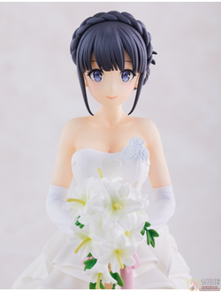 Фигурка 1/7 Сёко Макинохара (Shouko Makinohara Wedding ver.)