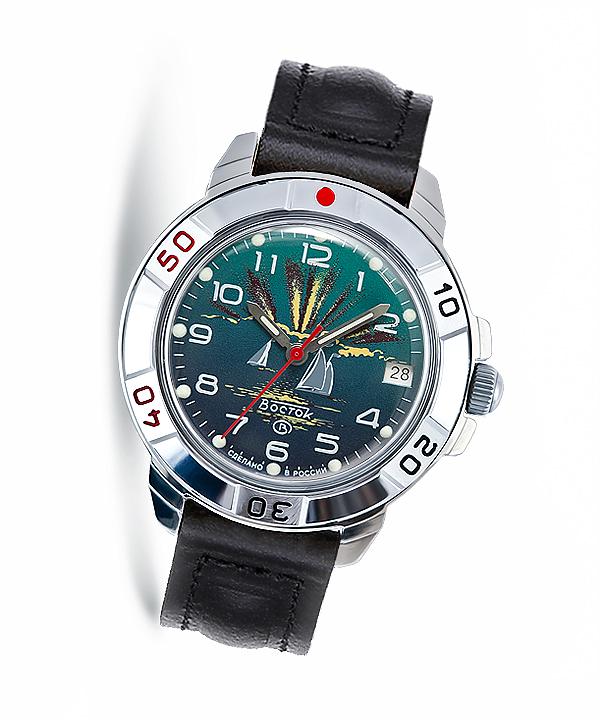 112e8f4a Командирские ВВС России - Часы наручные ВОСТОК-Командирские 431976