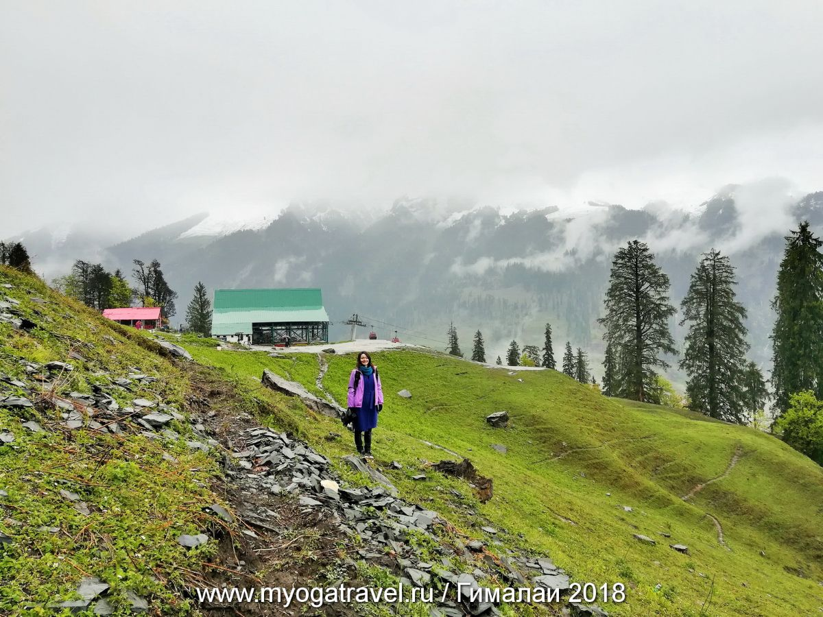 Манали, Долина Соланг, медитация, йога-тур в Индию, myogatravel.ru