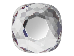 Swarovski Мягкий квадрат 5 mm Crystal - 4 шт
