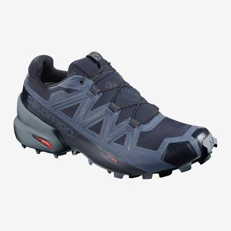 Кроссовки SALOMON SPEED CROSS 5 GTX Navy Bl  407963   (Размер: 10)