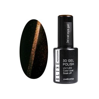 Гель-лак Blise №04 (3D Cat Eye Gel), 12мл.