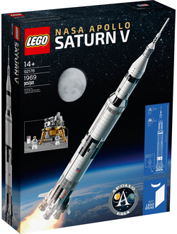 # 92176 «Сатурн–5–Аполлон» / NASA Apollo Saturn V (Re-Relesse 2020)