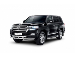 Чехлы на Toyota Land Cruiser 200 (2015-)