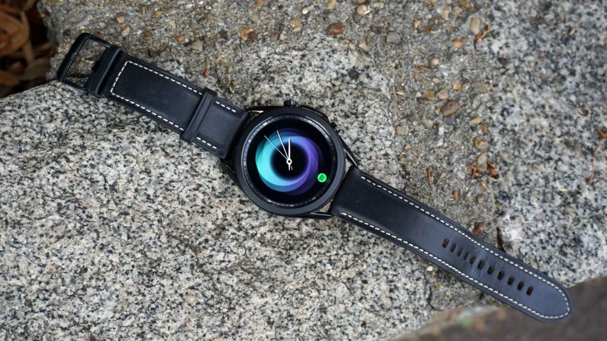 Обзор: Samsung Galaxy Watch 3