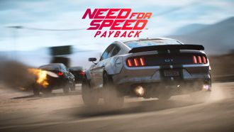 Need for Speed Payback (SONY PLAYSTATION 4) (РУССКАЯ ВЕРСИЯ )