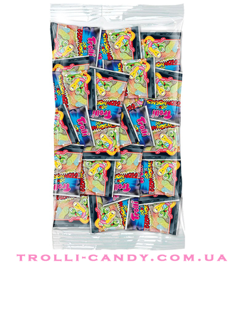 Trolli - Sour Glowworms (1000g) 4000512363927