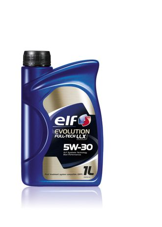 ELF EVOLUTION FULL TECH LLX 5W30, 1 л.