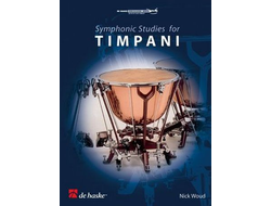 Woud, Nick Symphonic Studies for timpani