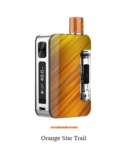 Набор Joyetech Exceed Grip Pro 1000mAh Orange Star Trail