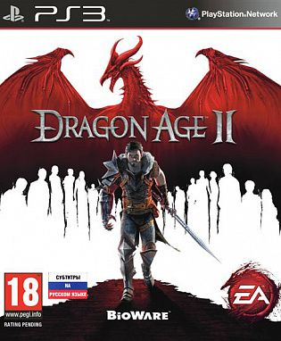 Игра для ps3 Dragon Age II
