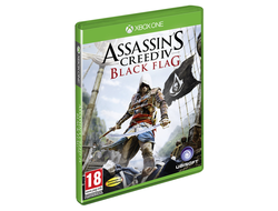 Игра для xbox one Assassin's Creed IV. Черный флаг