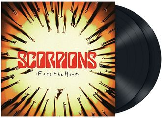 SCORPIONS - Face the heat 2-LP