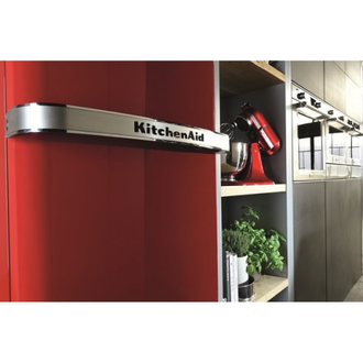 ХОЛОДИЛЬНИК KITCHENAID ICONIC F105662, KCFME60150L, КРАСНЫЙ