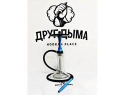 Кальян Alpha Hookah Model X Голубой