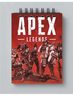 Блокноты  Apex Legends