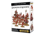 Warhammer AoS: Start Collecting! Daemons of Khorne