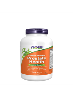 БАД NOW prostate support 180 soft