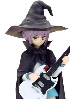 Фигурка Юки Нагато фигма (Yuki Nagato by Figma Evil Witch, School Uniform)