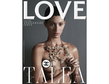 LOVE Magazine Issue 20 Autumn-Winter 2019 Talea Josephine Lischetzki Cover Иностранные журналы Photo