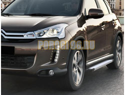 Пороги на Citroёn C4-AirCross (2012-…) Start