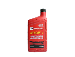 Motorcraft Mercon V AutoMatic Transmission AND Power Steering Fluid 1л