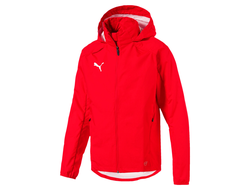 ВЕТРОВКА PUMA LIGA TRAINING RAIN JACKET (SR/YTH) - 5 цветов