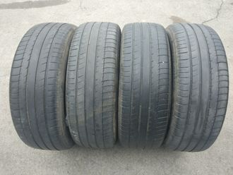 № 1031/2. Шины Michelin Latitude Sport 225/60R18
