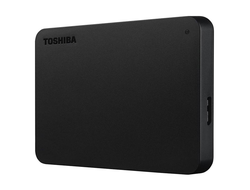 Внешний жёсткий диск Toshiba Canvio Basics 2.5 500GB 3.0 Black HDTB305EK3AA_TC