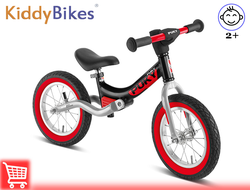 Беговел Puky LR Ride Алюминий, AIR black Kiddy-bikes
