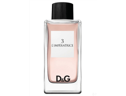 Женский парфюм Dolce&Gabbana Anthology L`Imperatrice 3