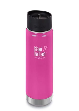 Термобутылка Klean Kanteen Insulated Wide Cafe Cap 20oz (592 мл) Wild Orchid