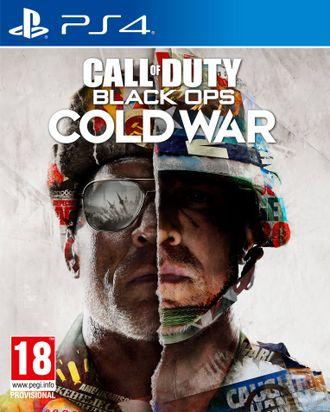 игра для PS4 Call of Duty: Black Ops — Cold War
